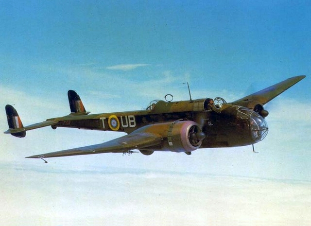 File:Handley Page Hampden in the air.jpg