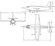 Bell X-1 diagram-1-