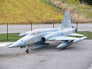 File:300px-Canadair CF 116 CF-5A Freedom Fighter.JPG