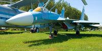 Sukhoi Su-33 Flanker-