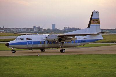 Fokker F-27-100 Friendship