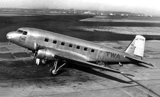 TWA Douglas DC-2