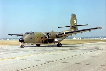 C-7A Caribou