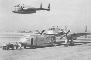 XC-120 Packplane composite