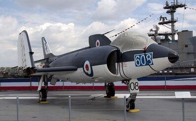 Supermarine F1 Scimitar