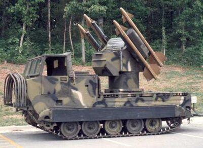 Chaparral Mim-72