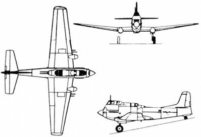 Ilyushin il 20 russia 1948-35685