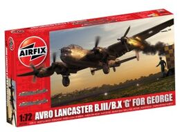 Avro Lancaster 'G' for George