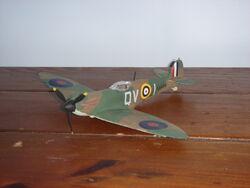 Duxford Spitfire