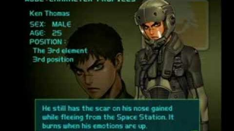 Air Force Delta Strike Character Profile-Ken Thomas Re-Uploaded