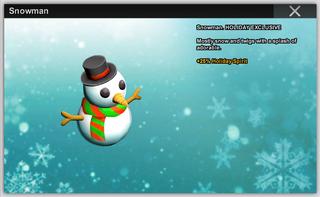 Snowman Full