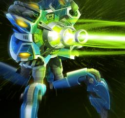 Green Deathray