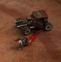 Ratter Survivor Zombie