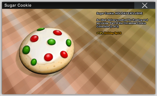Sugar Cookie Full