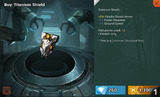 Titanium Shield Full