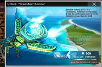 GreenSeaBomber