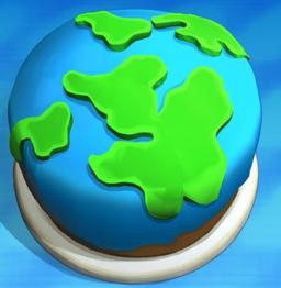 EarthDayCakeIcon