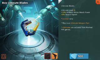 Ultimate Blades Full
