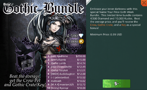 Gothic Bundle Description