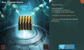 Ultimate Ammo Full