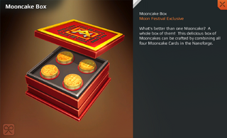 Mooncake Box Full