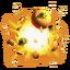 Bomb-pumpkin