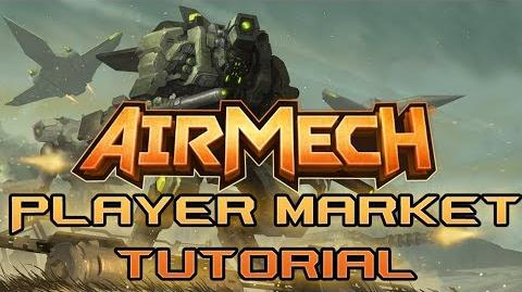 AirMech Player Market Tutorial