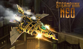 SteamPunk Neo Art