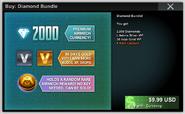 Diamond Bundle 2000 b20409