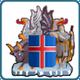 Iceland Crest