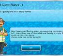 Land Guest Planes - I