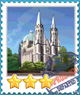 Sao Paulo-Stamp
