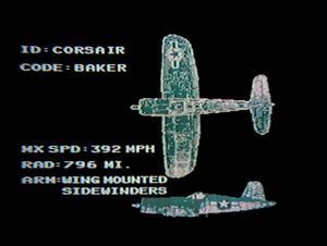 Corsair-Airwolf computer-the hunted