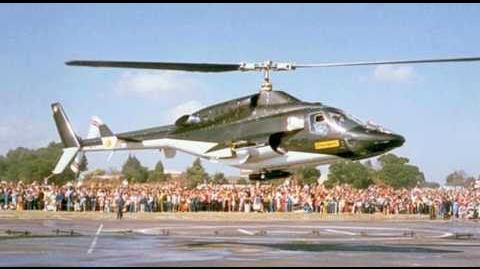 AIRWOLF in SOUTH AFRICA Documentary Trailer