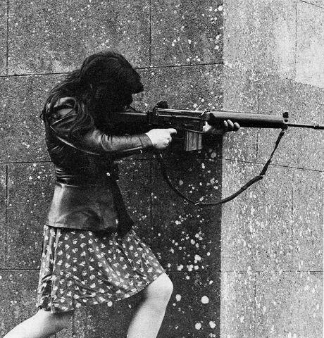File:Female IRA fighter, 1970s.jpg