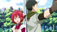 Obi tells Shirayuki to run S1E11