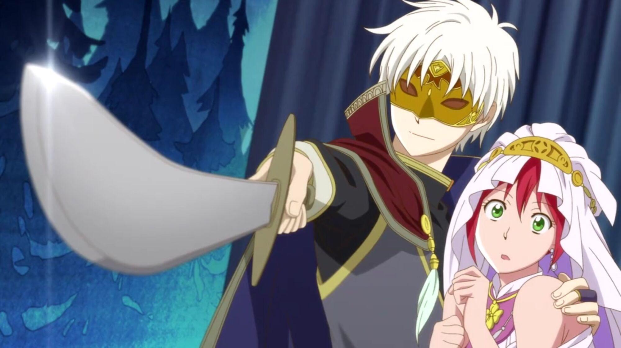 Akagami No Shirayukihime Staffel 2 Ger Sub