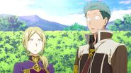 Kiki and Mitsuhide in Shock