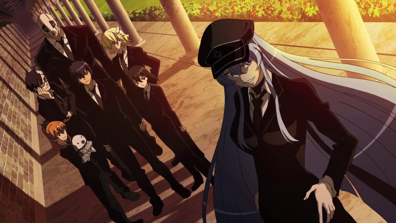 Wallpaper esdeath akame ga kill 4k anime 2604 - 246 Akame Ga Kill Hd Wallpapers Backgrounds Wallpaper Abyss