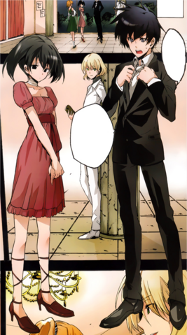 File:Kurome and Wave formal attire.png