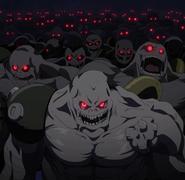 Horde of Humanoid Danger Beasts