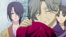 Gi-Gan hugs Yona