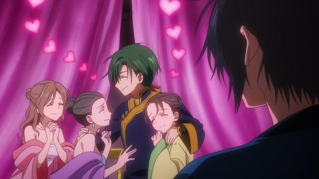 flirting games anime girl anime full episode