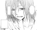Garou cries happily upon Jae-Ha's birth.png
