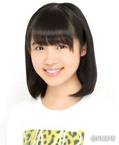 NMB48 Iwata Momoka 2016