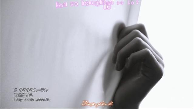 Nogizaka46 Guru Guru Curtain PV