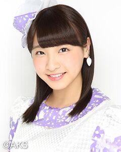 AKB48 Hashimoto Hikari 2015