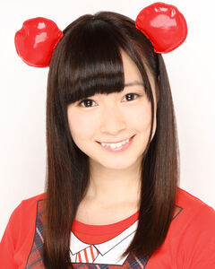 AKB48 Suzuki Yumin Baito