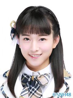 SNH48 Zhang DanSan 2015