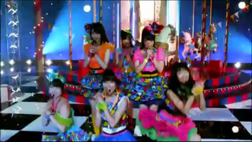 PV AKB48 Team SURPRISE - Suteki na Sankaku Kankei